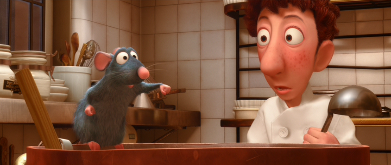Safety And The Movies Ratatouille Work Smart Work Safe