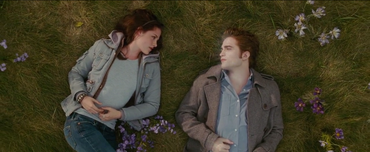 mise en scene in twilight new moon Twilight: new moon mise-en-scéne title: twilight: new moon year: 2009  my focus is on scene nine where bella is confronted by the cullen's vampire rival.