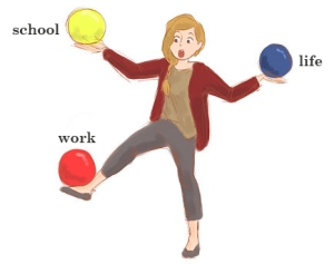 The Issues with Balancing school,work and family Essay Sample