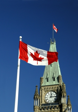 Oh Canada, our home and native land…